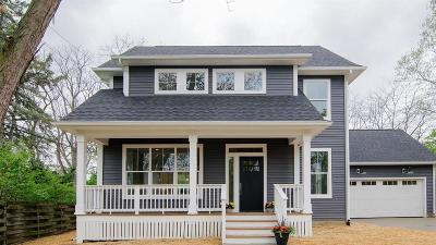 Washtenaw County Single Family Home Contingent - Financing: 1125 Saunders Crescent
