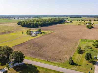 Tecumseh MI Residential Lots & Land For Sale: $56,500