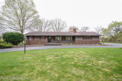 Milford Single Family Home Contingent - Financing: 1095 N Garner Rd
