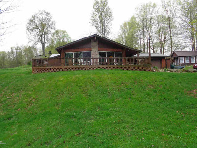 Jackson County, Lenawee County, Hillsdale County Single Family Home For Sale: 7761 E Reading Rd