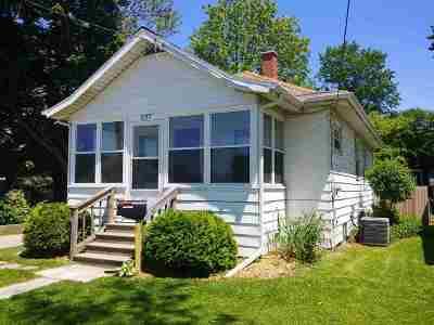 Jackson Single Family Home For Sale: 227 N Brown