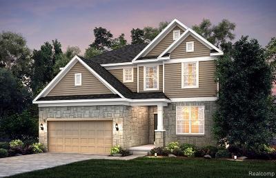 Novi Single Family Home For Sale: 25768 Oberlin Blvd