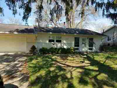 Jackson Single Family Home Contingent - Financing: 3440 Tracey Dr