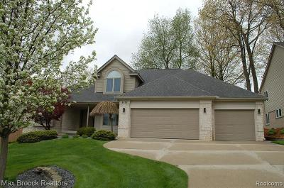 Single Family Home For Sale: 4436 Island View Dr