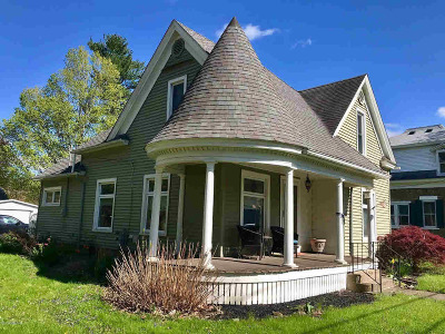 Concord Single Family Home Contingent - Financing: 201 S Main St