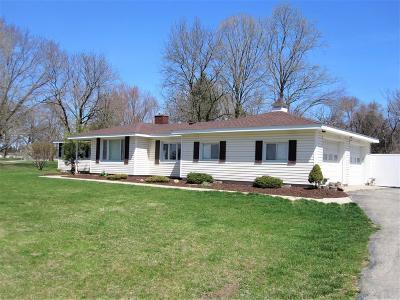Chelsea Single Family Home For Sale: 14450 Island Lake Rd