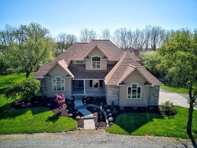 Jackson County, Lenawee County, Hillsdale County Single Family Home For Sale: 7581 N Britton Hwy