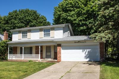 Ann Arbor Single Family Home Contingent - Financing: 1326 King George Blvd