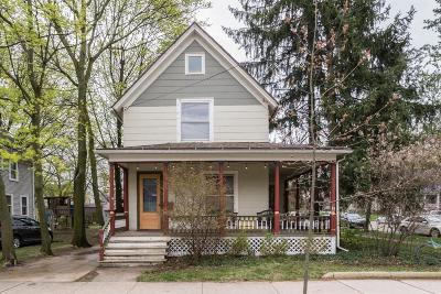 Ann Arbor Single Family Home Contingent - Financing: 217 W Madison St