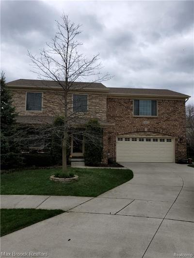 Livonia Single Family Home For Sale: 9267 Richfield