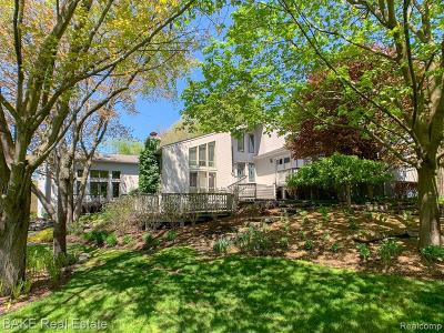 Northville Single Family Home For Sale: 7455 Fox Hill Ln