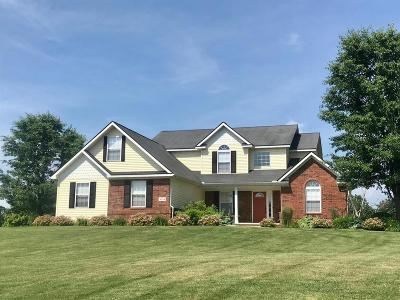 Dexter Single Family Home For Sale: 3004 Fieldstone Dr
