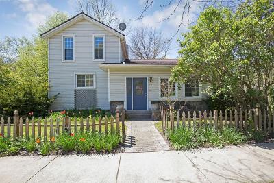 Dexter Single Family Home Contingent - Financing: 7511 Ann Arbor St