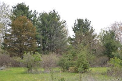 Residential Lots & Land For Sale: 4750 Briggs Rd