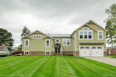 Single Family Home For Sale: 45401 Harmony Ln