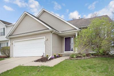Dexter Single Family Home Contingent - Financing: 427 Cambridge Dr