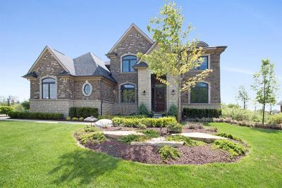 Ann Arbor Single Family Home Contingent - Financing: 2436 N Westbrooke Cir