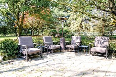 Ann Arbor Single Family Home For Sale: 3603 N Territorial Rd W