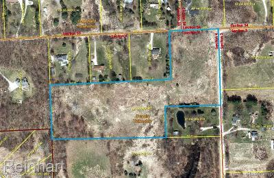 Residential Lots & Land For Sale: 4960 E Allen Rd