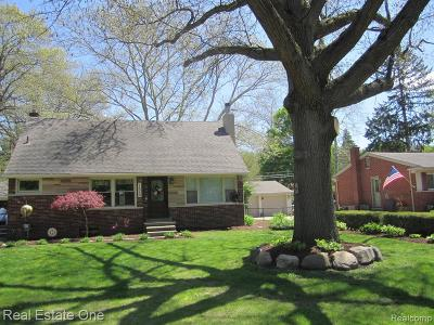 Plymouth Single Family Home For Sale: 15050 Bradner Ave