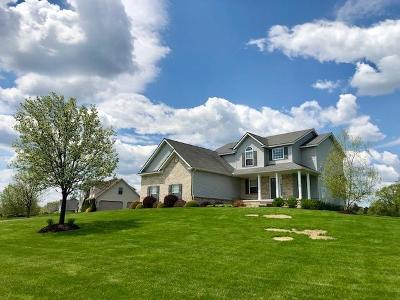 Dexter Single Family Home Contingent - Financing: 3020 Fieldstone Dr
