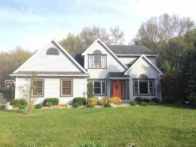 Lenawee County Single Family Home For Sale: 3811 Hillside Ct.