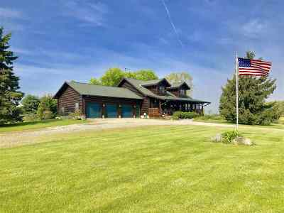 Hudson MI Single Family Home For Sale: $295,000