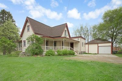 Chelsea Single Family Home For Sale: 20437 Sager Rd