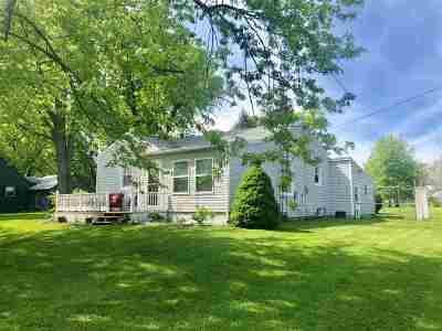 Lenawee County Single Family Home For Sale: 2020 E Gorman