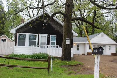 Single Family Home For Sale: 1132 S Long Lake Blvd