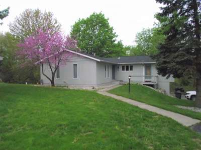 Lenawee County Single Family Home For Sale: 4364 Montrose Court