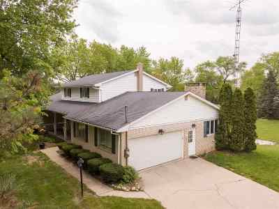 Lenawee County Single Family Home For Sale: 6546 Gove