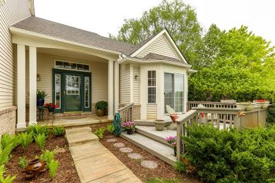 Dexter Single Family Home Contingent - Financing: 3029 Island Hills Dr