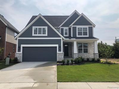 Northville Single Family Home For Sale: 47749 Fieldstone Dr