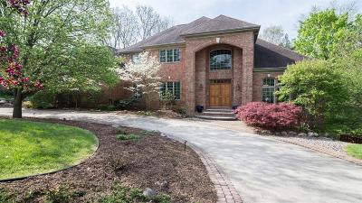 Ann Arbor Single Family Home For Sale: 3212 W Dobson Pl