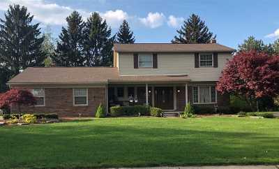 Farmington Hill Single Family Home For Sale: 21398 Parklane St