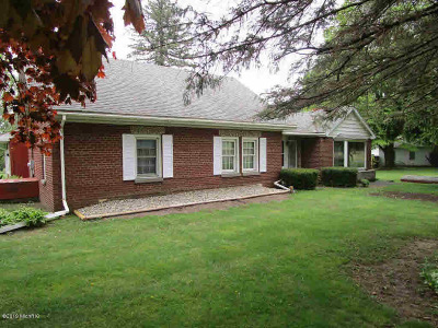 Hillsdale Single Family Home For Sale: 2471 S Sand Lake Rd