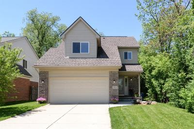 Ann Arbor Single Family Home Contingent - Financing: 3084 Cherry Tree Ln