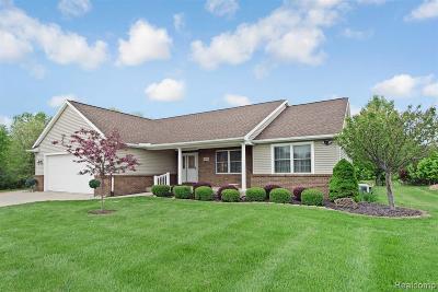 Single Family Home For Sale: 1656 Milken Crt