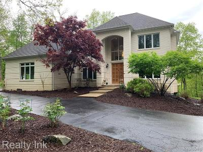 Ann Arbor Single Family Home For Sale: 3637 Briarlee Way