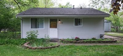 Ann Arbor Single Family Home For Sale: 3670 West St