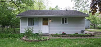 Ann Arbor Single Family Home For Sale: 3670 West