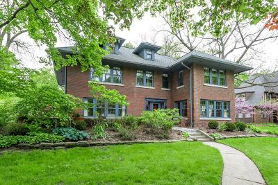 Ann Arbor Single Family Home For Sale: 1912 Austin Ave