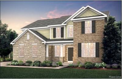 Canton Single Family Home For Sale: 8721 Elmont Cir