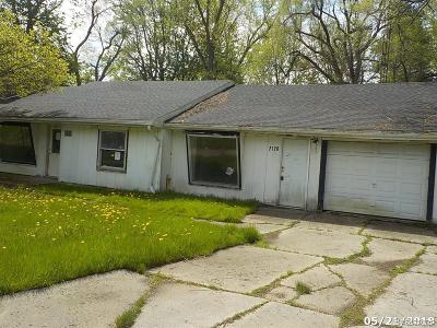 Single Family Home For Sale: 2126 E Coldwater Rd