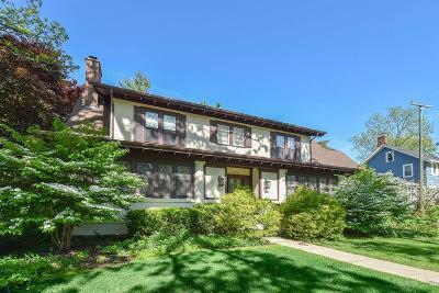 Ann Arbor Single Family Home For Sale: 1158 Baldwin Ave
