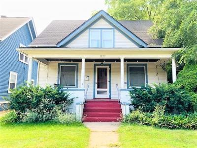 Ann Arbor Single Family Home For Sale: 1127 Huron
