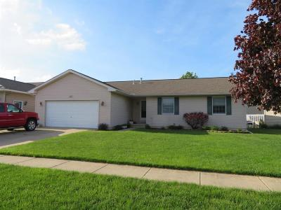 Milan Single Family Home Contingent - Financing: 349 Ann Marie Dr