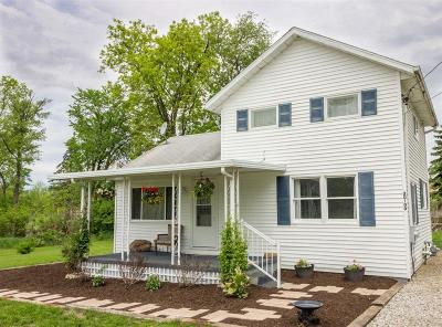 Chelsea Single Family Home For Sale: 20100 Brown St