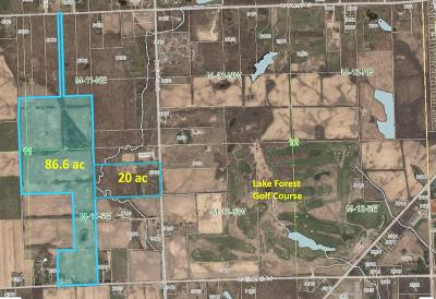 Ann Arbor MI Residential Lots & Land For Sale: $4,269,000